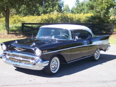 1957 Chevrolet Bel Air 283 4bbl V8 for sale