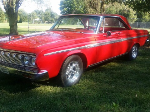 1964 Plymouth Fury Sport FURY for sale