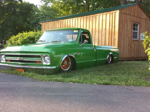 1967 Chevrolet C 10 lowrider for sale