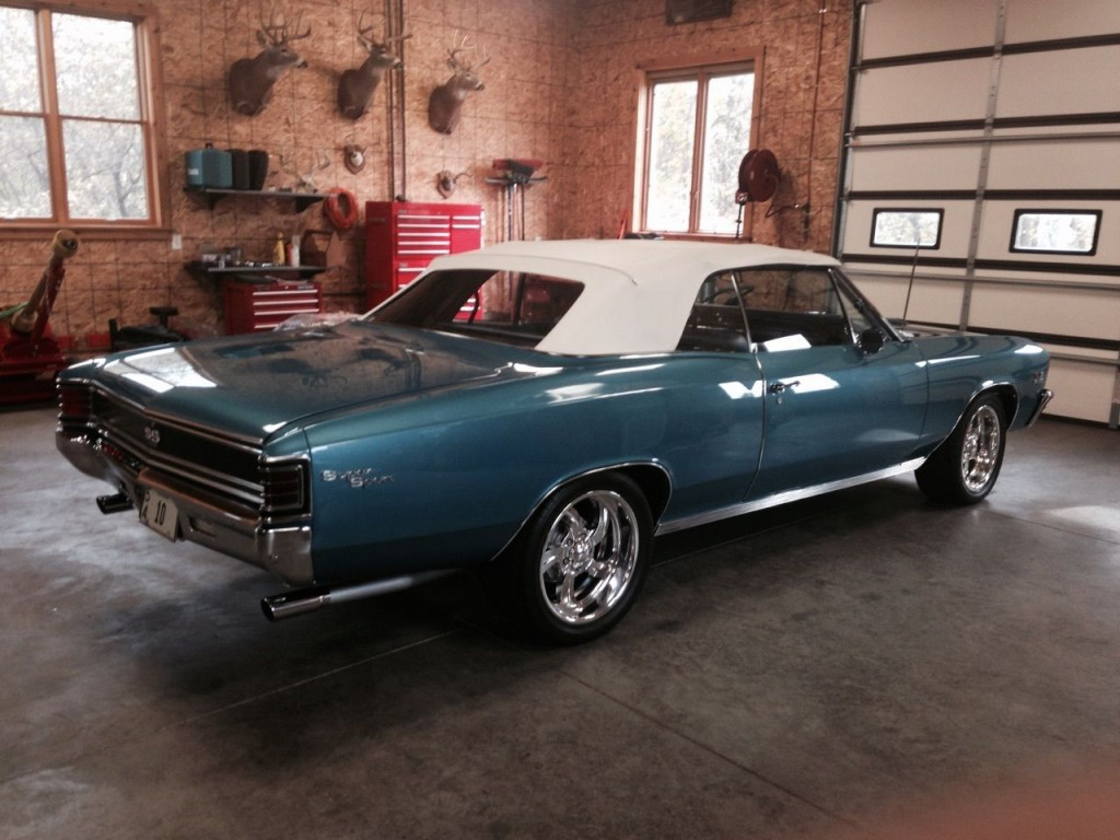 Cars For Sale In Iowa >> 1967 Chevrolet Chevelle SS Convertible for sale