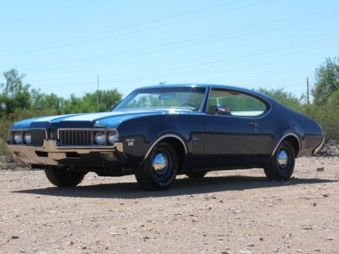 1969 Oldsmobile Cutlass S W-31 for sale