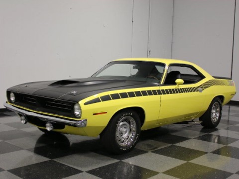 1970 Plymouth Barracuda AAR for sale
