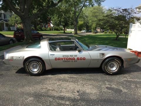 1979 Pontiac Trans Am – Silver Anniversary for sale