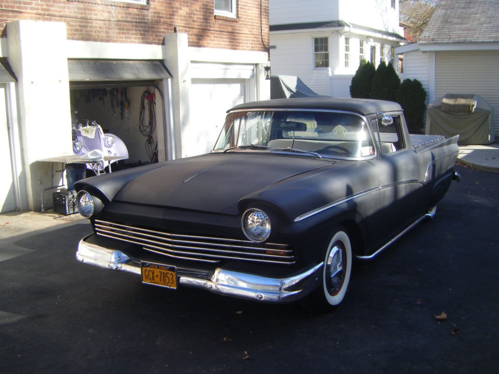 1957 ford ranchero for sale