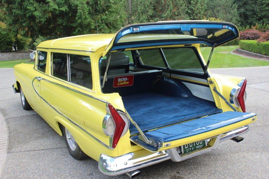 1958 ford edsel roundup 2 door station wagon for sale. Black Bedroom Furniture Sets. Home Design Ideas