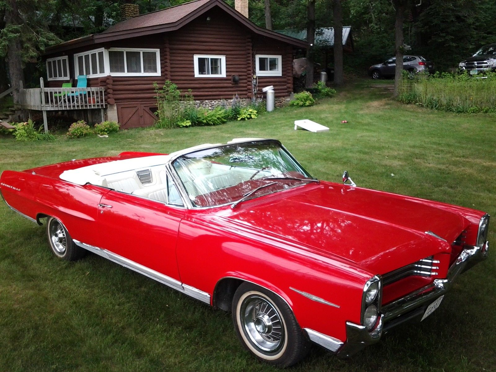 1964 pontiac bonneville convertible for sale. Black Bedroom Furniture Sets. Home Design Ideas