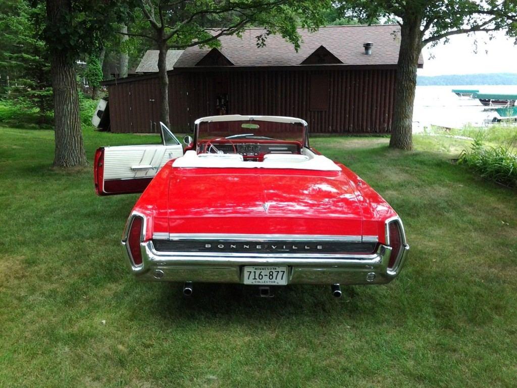 1964 pontiac bonneville convertible for sale for Garage auto bonneville