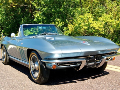 1966 Chevrolet Corvette Convertible 327cid for sale