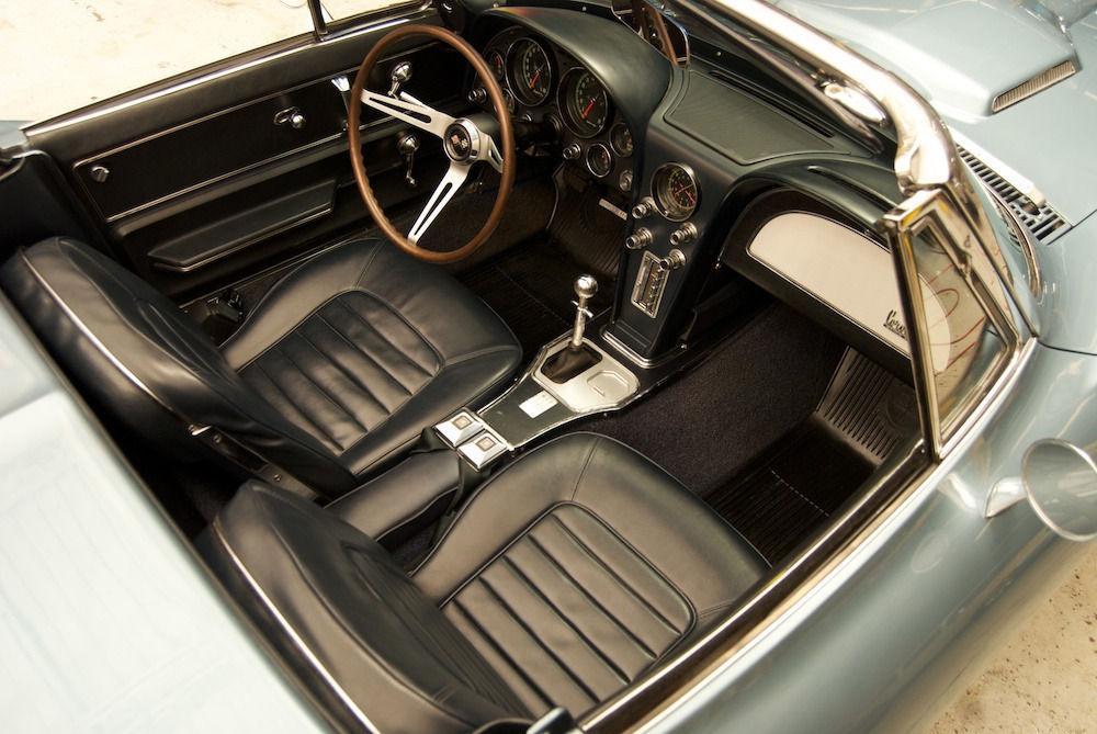 1966 Chevrolet Corvette Convertible 327cid
