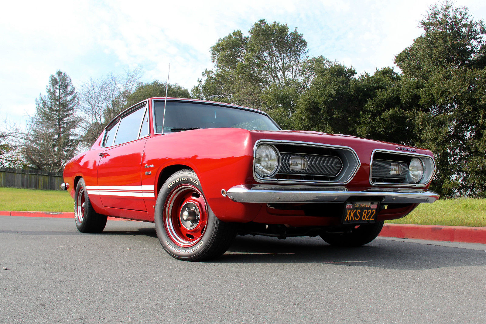 1968 plymouth barracuda fastback for sale. Black Bedroom Furniture Sets. Home Design Ideas