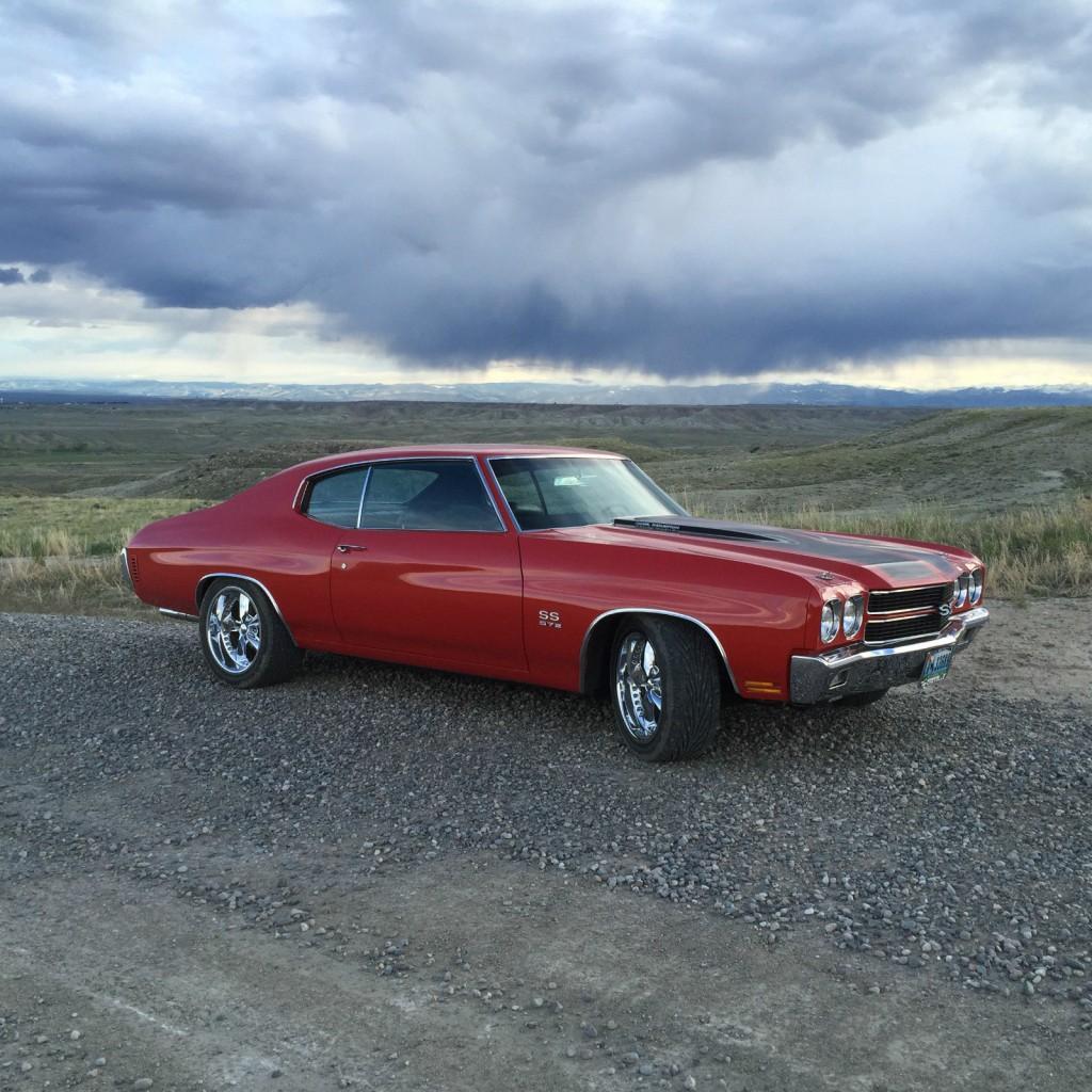 """1970 Chevrolet Chevelle SS Custom """"572"""" For Sale"""