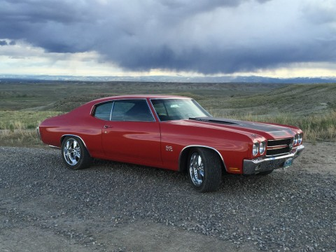 "1970 Chevrolet Chevelle SS Custom ""572"" for sale"