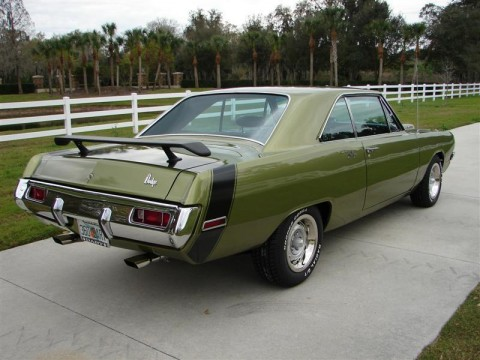 1970 Dodge Dart Swinger 340 show car Full Restoration for sale