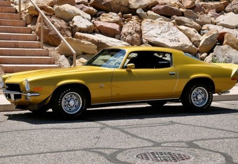 1971 Chevrolet Camaro 'SS' 396 LS3 for sale