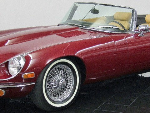 1974 Jaguar XKE Series III Convertible V12 Zenith for sale