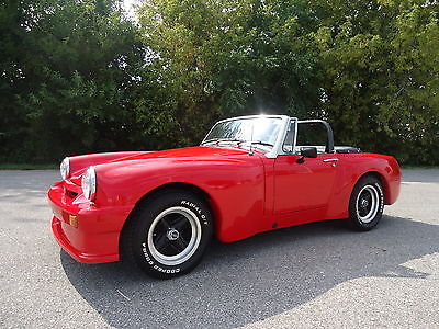 1979 mg midget rollbar for sale