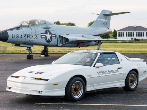 1989 Pontiac Turbo Trans Am 20th Anniv. 2,100 Orig. Miles, Collector Owned! for sale