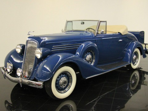 1935 Buick Special 46C Convertible Coupe for sale