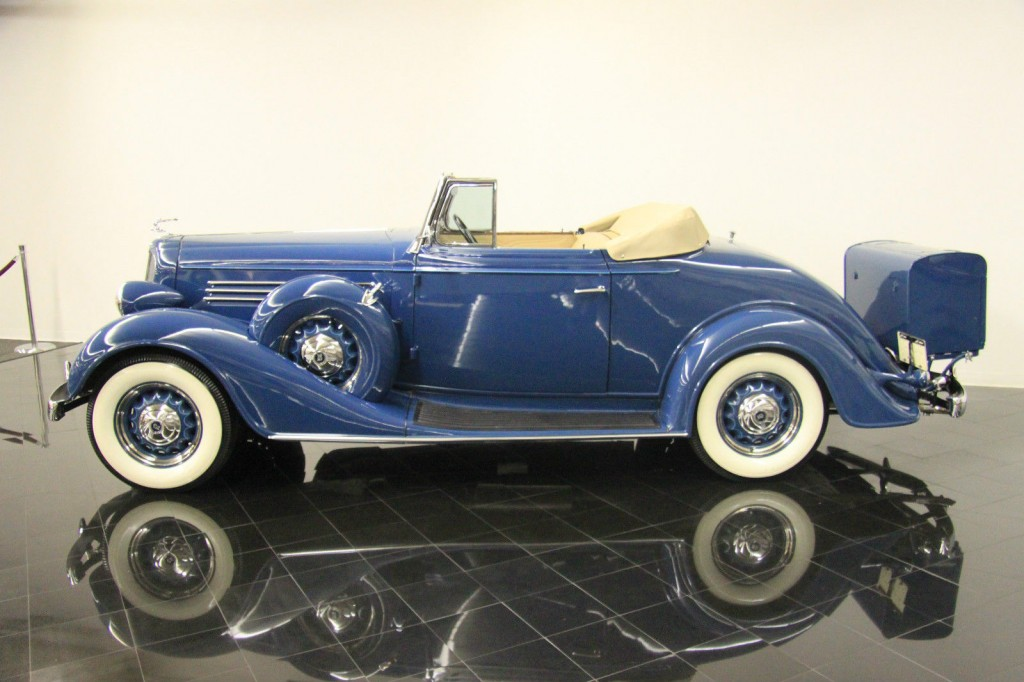 1935 Buick Special 46C Convertible Coupe