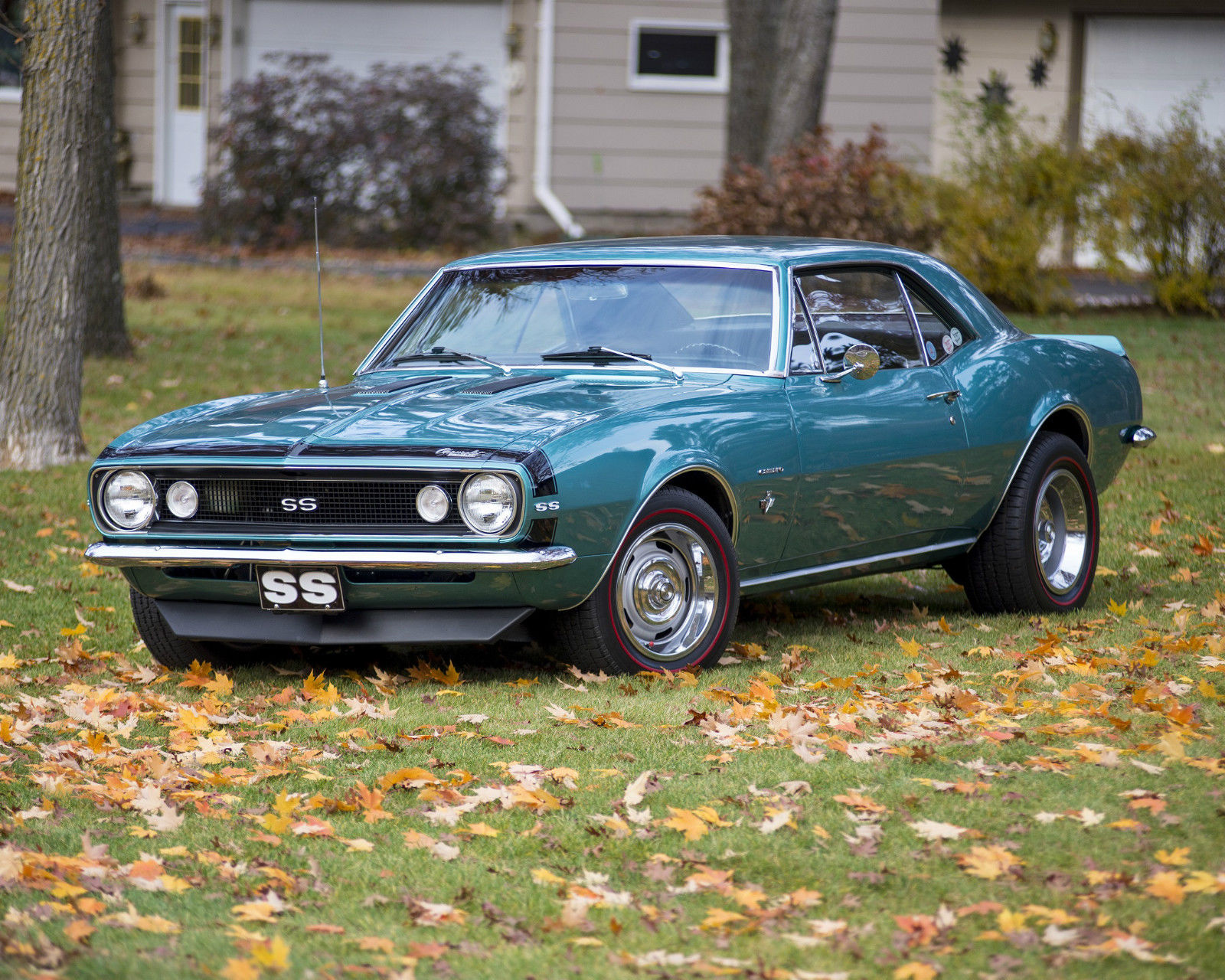 1967 Chevrolet Camaro Ss Clone For Sale