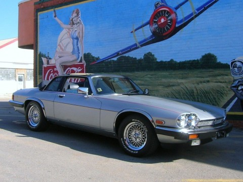 1987 Jaguar XJS Cabriolet for sale
