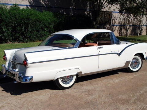 1955 Ford Fairlane Victoria Hardtop for sale