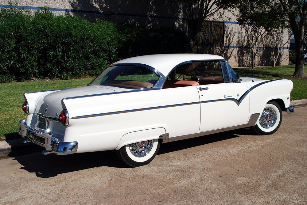 Mustang For Sale Houston >> 1955 Ford Fairlane Victoria Hardtop for sale