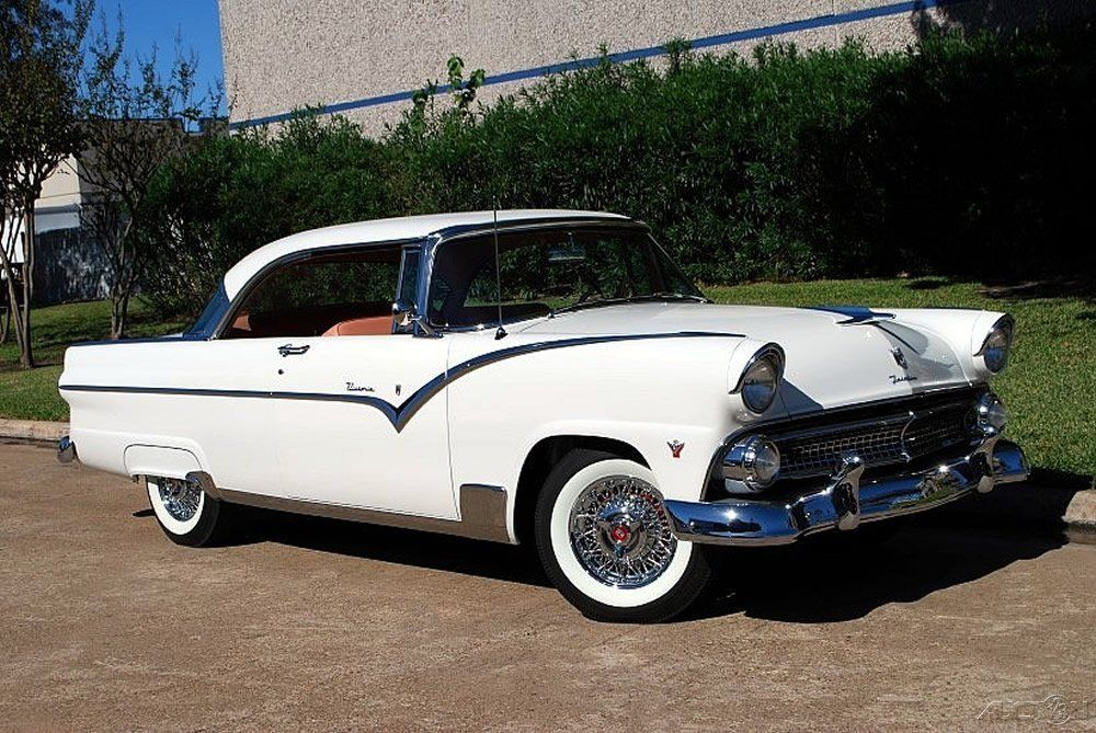 1955 ford fairlane victoria hardtop for sale. Cars Review. Best American Auto & Cars Review