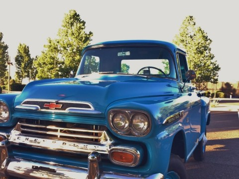 1959 Chevrolet Napco 4 Wheel Drive Apache for sale
