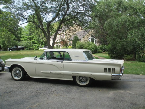 1960 Ford Thunderbird Hardtop for sale