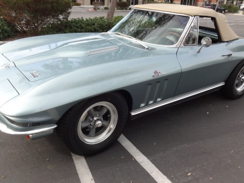 1966 Chevrolet Corvette Convertible 427 ZL 1 All Aluminum Big Block for sale