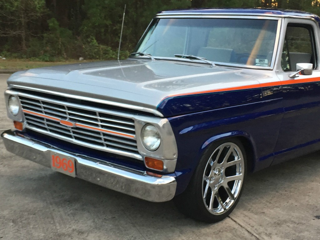 Pickup For Sale Thailand 1969 Ford F 100 Custom Pictures Of