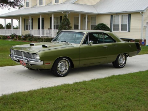 1970 Dodge Dart Swinger 340 show car for sale