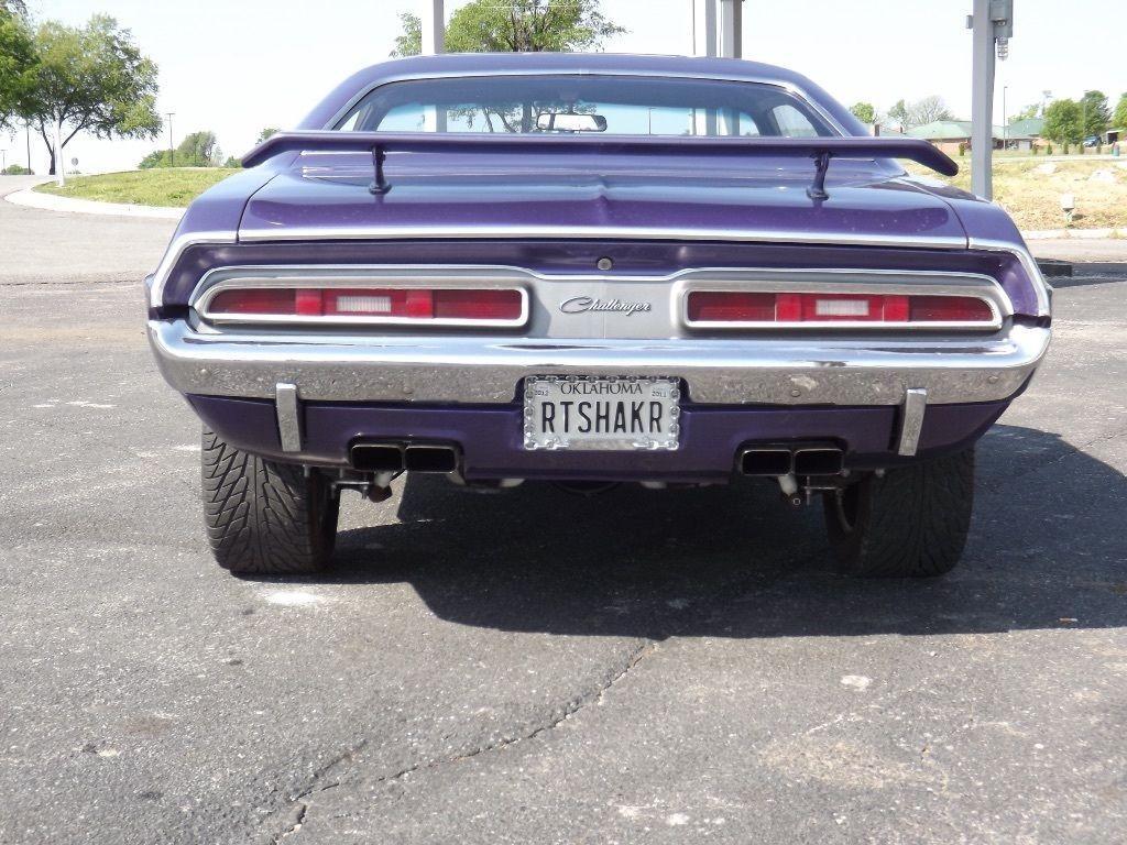 1971 Dodge Challenger R/T Replica