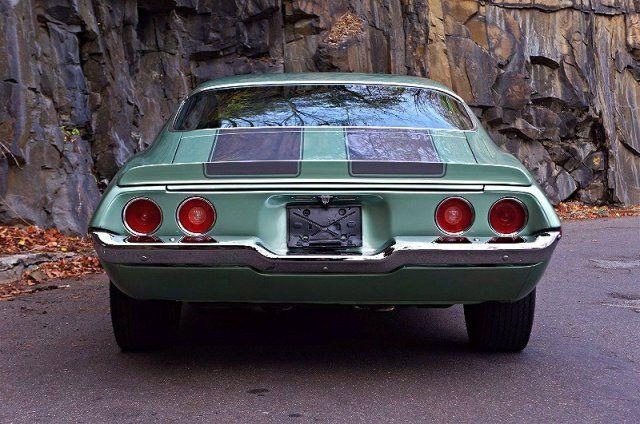 1973 Chevrolet Camaro 2LS