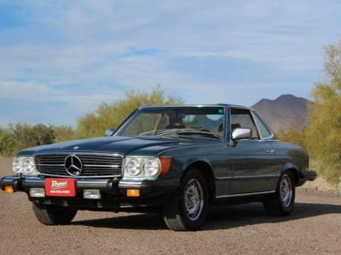 1980 Mercedes Benz 450sl Roadster for sale