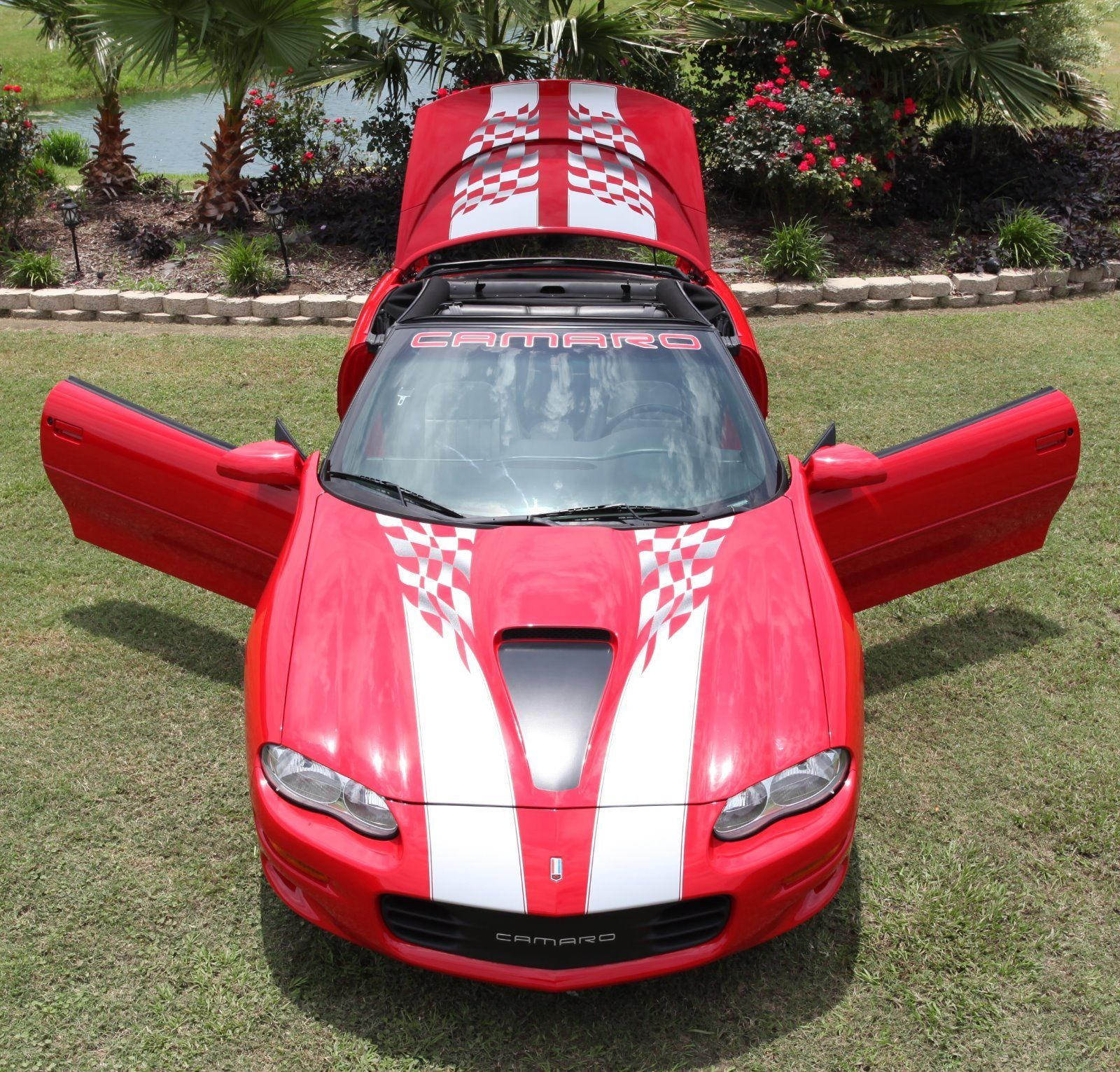 2002 Slp Camaro Ss Le Convertible Z4c For Sale