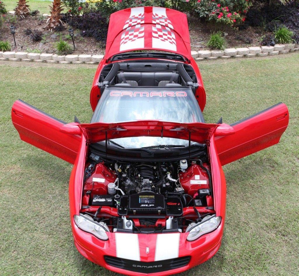 2002 SLP Camaro SS LE Convertible Z4C