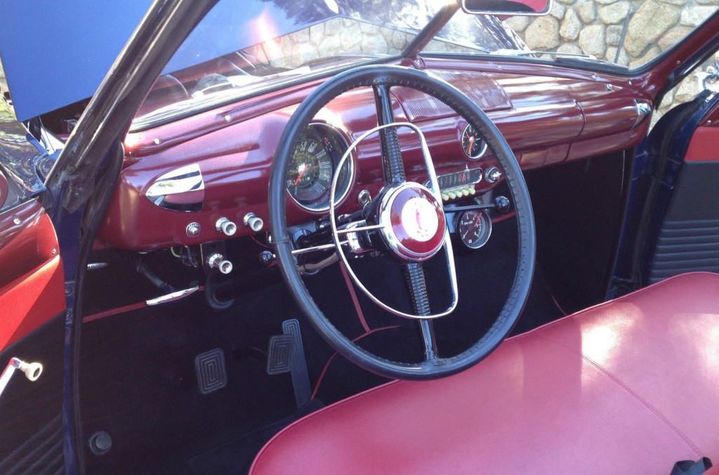 1950 Ford Convertible For Sale