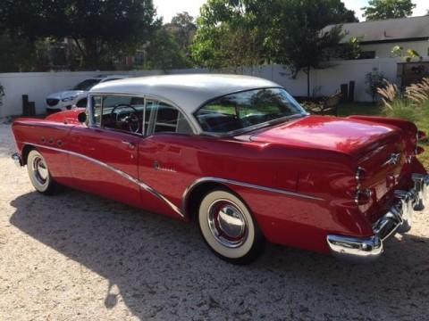 1954 Buick Special Hartop Coupe for sale