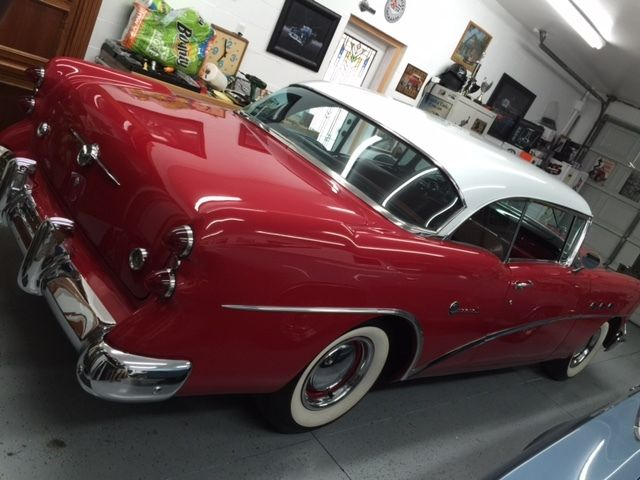 1954 Buick Special Hartop Coupe