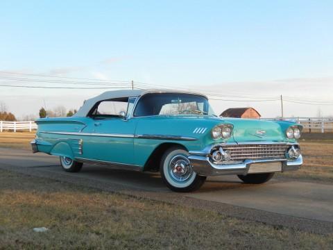 1958 Chevrolet Impala Impala Convertible for sale