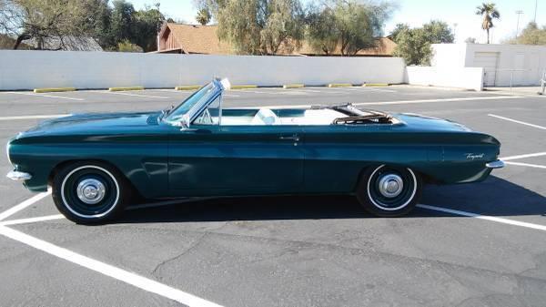1999 Corvette For Sale >> 1962 Pontiac Tempest Convertible for sale