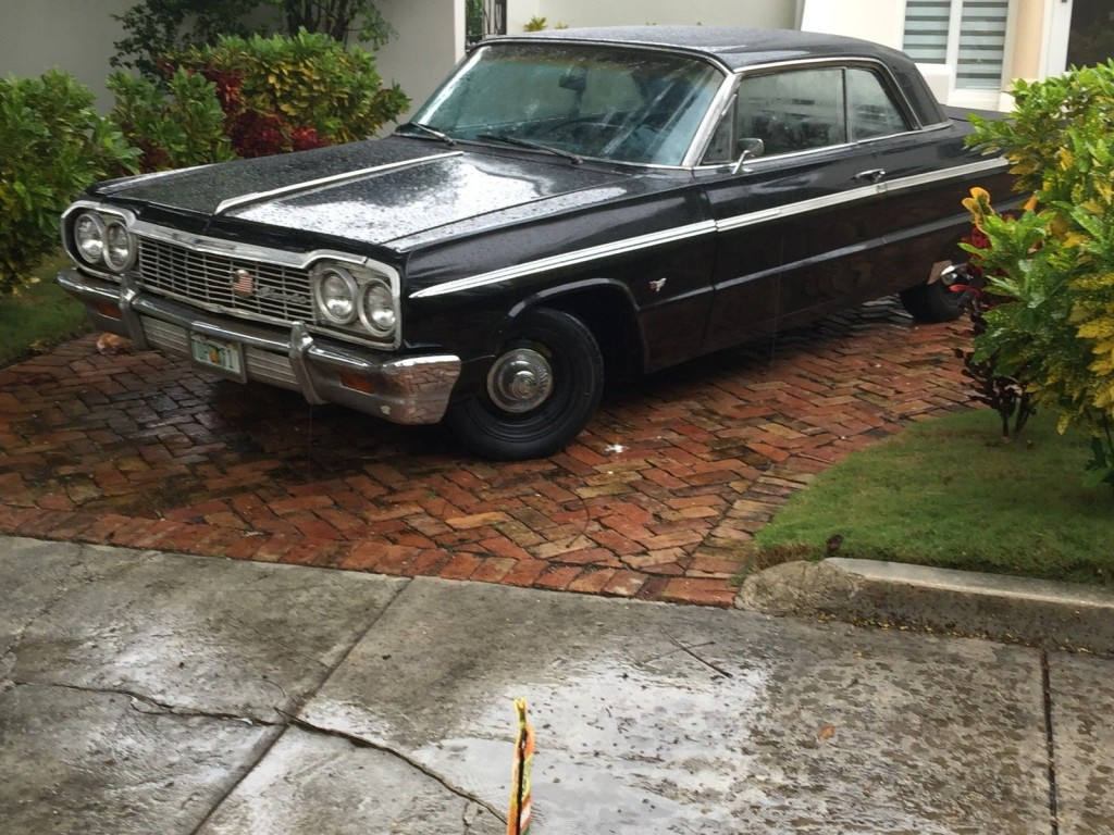 1964 chevrolet impala ss for sale. Black Bedroom Furniture Sets. Home Design Ideas