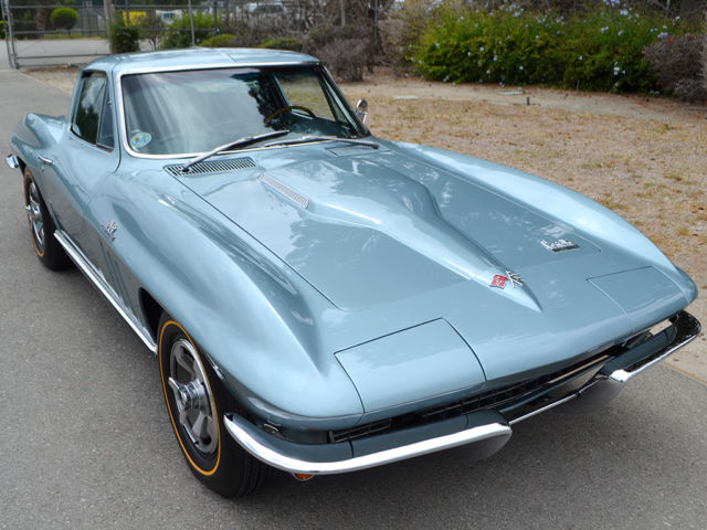 1966 Chevrolet Corvette Factory A/C #'S Matching Drive Train
