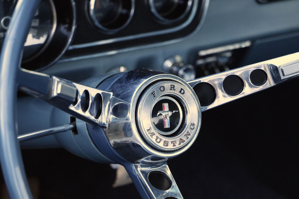 1966 Ford Mustang K Code Coupe
