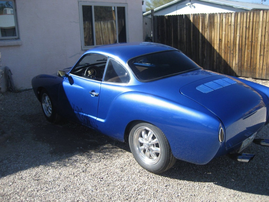 1973 Volkswagen Karmann Ghia Coupe For Sale