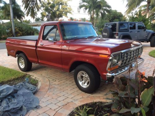 1979 Ford F 100 Short Bed For Sale