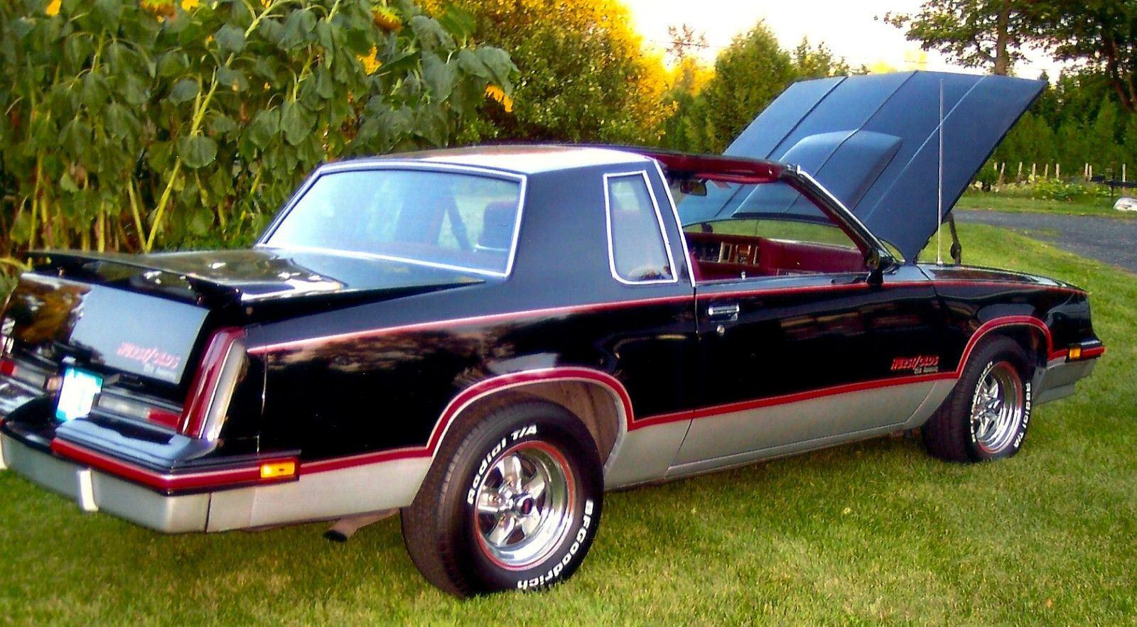 1983 Oldsmobile Cutlass Hurst 15th Anniversary Edition For