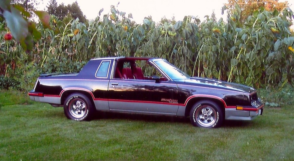 1983 Oldsmobile Cutlass Hurst 15th Anniversary Edition For